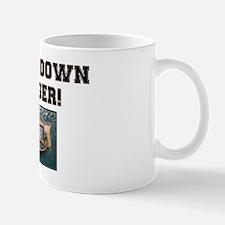 KNOCK DOWN GINGER - UK Mug