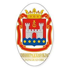 Kaliningrad Oblast COA Decal