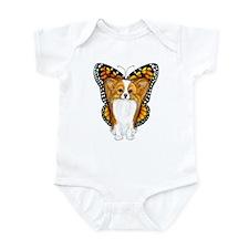Papillon In Disguise Infant Bodysuit
