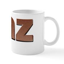 Copper Spanish Peace Mug