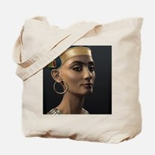 9X12-Sml-framed-print-Nefertiti Tote Bag