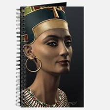 9X12-Sml-framed-print-Nefertiti Journal