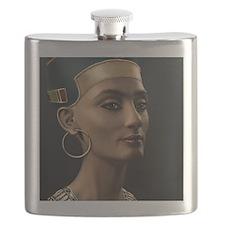 9X12-Sml-framed-print-Nefertiti Flask