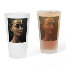 9X12-Sml-framed-print-Nefertiti Drinking Glass