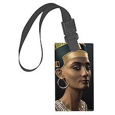 Journal-Nefertiti Luggage Tag