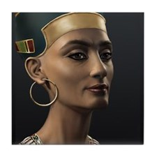16X20-Small-Poster-Nefertiti Tile Coaster