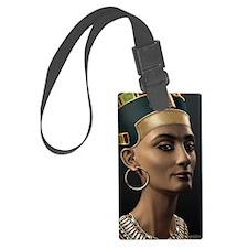 23X35-LG-Poster-Nefertiti Luggage Tag