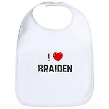 I * Braiden Bib