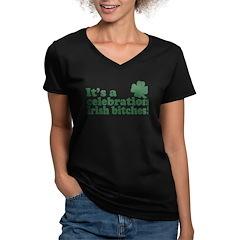 It's a celebration Irish Bitches Shirt