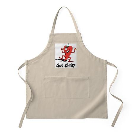 Got Chili? BBQ Apron