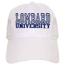 LOMBARD University Baseball Cap