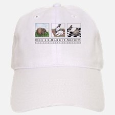 Three Bunnies Baseball Baseball Cap