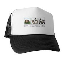 Three Bunnies Trucker Hat