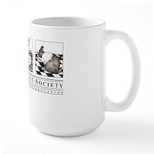 Three Bunnies Mug