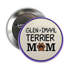 "Glen of Imaal Terrier Mom 2.25"" Button"