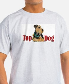 Airedale - Top Dog T-Shirt