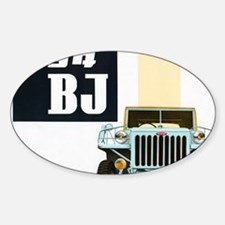 TEQ BJ Decal