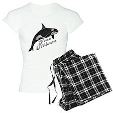 Free Tilikum Pajamas