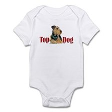 Airedale - Top Dog Onesie