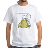Snoopy tshirts Mens White T-shirts