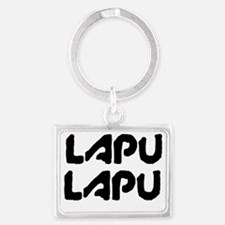LAPU LAPU Landscape Keychain