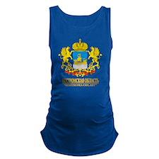Kostroma Oblast COA Maternity Tank Top