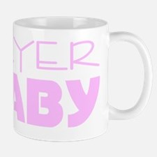 Girl Flyer Baby Mug