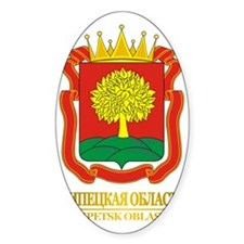 Lipetsk Oblast COA Decal