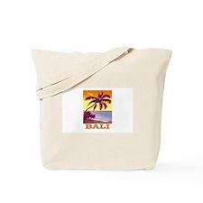 Cute Bali Tote Bag