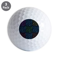 Musical Symbols Golf Ball