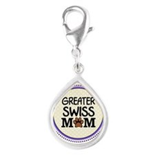 Greater Swiss Dog Mom Charms