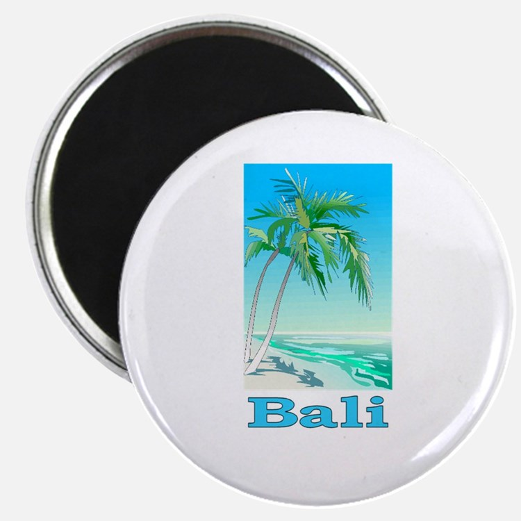 Cute Bali Magnet