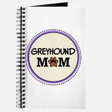 Greyhound Dog Mom Journal