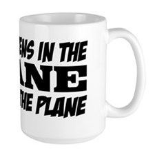 What Happens in the Plane Mug