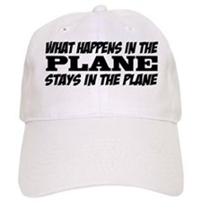 What Happens in the Plane Baseball Cap