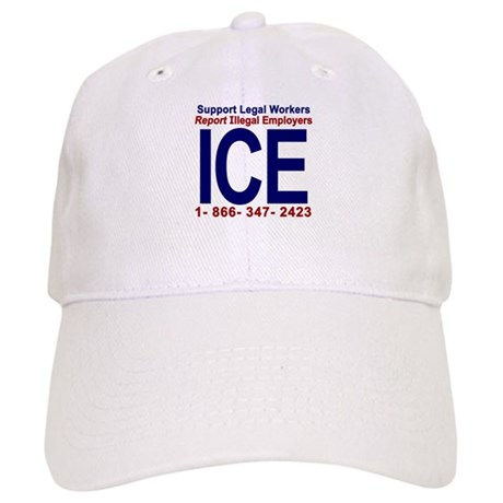 Report Illegal Employers to ICE Cap