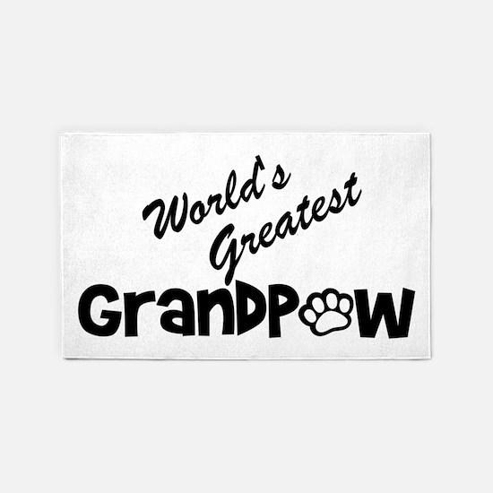 Grandpaw 3'x5' Area Rug