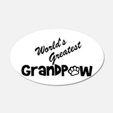 Grandpaw Wall Decal