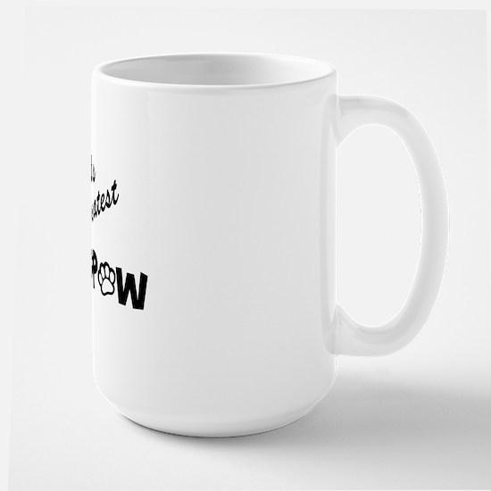 Grandpaw Large Mug