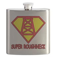 SUPERROUGHNECK Flask