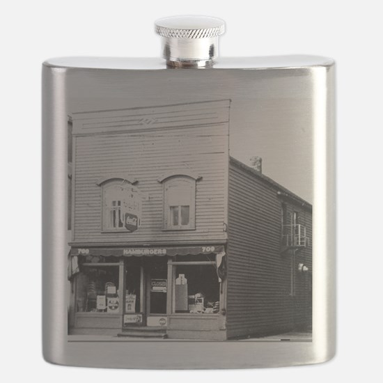 Harry's Grill Flask