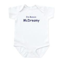 I'm Mama's McDreamy Infant Bodysuit / Onesie