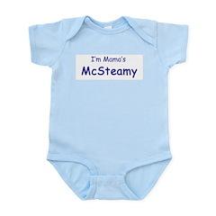 I'm Mama's McSteamy Infant Bodysuit / Onesie