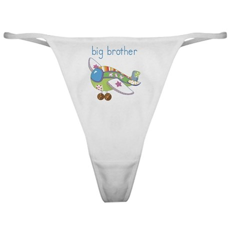 Airplane Big Brother Classic Thong