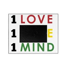 NEW-One-Love-voice-mind4 Picture Frame
