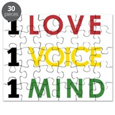 NEW-One-Love-voice-mind4 Puzzle