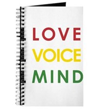 NEW-One-Love-voice-mind4 Journal