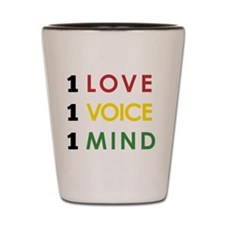 NEW-One-Love-voice-mind4 Shot Glass