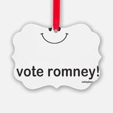 i vote romney Ornament