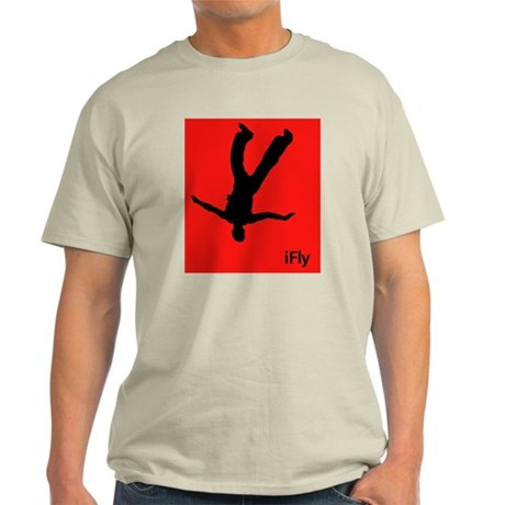 iFly Freeflyer Light T-Shirt (many colors avail.)